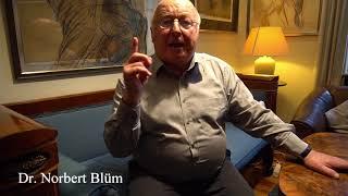Die Videobotschaft des Herrn Dr. Blüm
