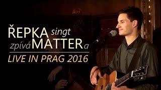 Jan Řepka - Praha 2016 (FULL CONCERT) - křest alba  'Rozjímání o sendviči: 36 písní Maniho Mattera'
