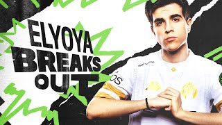 MSI 2021 : Elyoya Breaks Out! | The Spanish Prodigy Who's Dominating MSI 2021