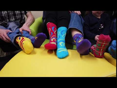 Veure vídeo CamBabylab - Getting Ready For World Down Syndrome Day 2020