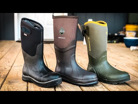 Homestead Boot Review Muck Boots Vs Bogs Vs Lacrosse