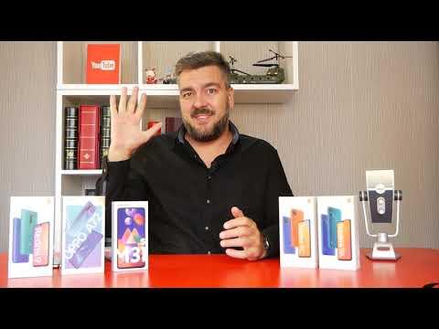 Xiaomi Redmi 9C, Redmi 9A, Samsung Galaxy M31s и OPPO A72. Распаковка / Арстайл /