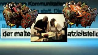 NICE TO MEET YOU Kulinarische Kollisionen PROMI DINER Afrika Kunst Contemporary African Art