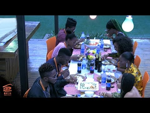 Big Brother Double Wahala Day 76: Thanksgiving Niceties
