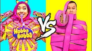 CÁC TRÒ TROLL HUBBA BUBBA ĐỘC LẠ!! BÁNH BAO vs LEO!