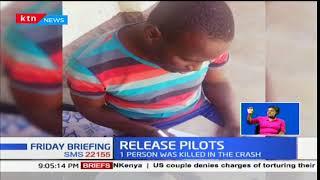 Rebels from South Sudan demand Sh20M for release of Kenyan pilots