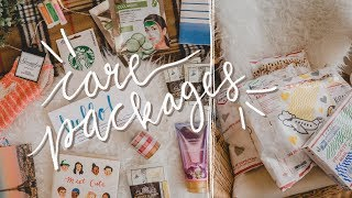 How to | CARE PACKAGES for your friends 🎁