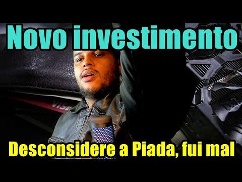 Novo Investimento - Felipe Jova