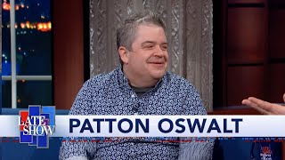"Patton Oswalt finished reading the ""Harry Potter"" series with his daughter and when he asked Stephen what they should read next, Oswalt was surprised to hear Stephen recommend they skip ""The Hobbit"" and go straight for ""The Lord Of The Rings."" #Colbert #Comedy #PattonOswalt  Subscribe To ""The Late Show"" Channel HERE: http://bit.ly/ColbertYouTube For more content from ""The Late Show with Stephen Colbert"", click HERE: http://bit.ly/1AKISnR Watch full episodes of ""The Late Show"" HERE: http://bit.ly/1Puei40 Like ""The Late Show"" on Facebook HERE: http://on.fb.me/1df139Y Follow ""The Late Show"" on Twitter HERE: http://bit.ly/1dMzZzG Follow ""The Late Show"" on Google+ HERE: http://bit.ly/1JlGgzw Follow ""The Late Show"" on Instagram HERE: http://bit.ly/29wfREj Follow ""The Late Show"" on Tumblr HERE: http://bit.ly/29DVvtR  Watch The Late Show with Stephen Colbert weeknights at 11:35 PM ET/10:35 PM CT. Only on CBS.  Get the CBS app for iPhone & iPad! Click HERE: http://bit.ly/12rLxge  Get new episodes of shows you love across devices the next day, stream live TV, and watch full seasons of CBS fan favorites anytime, anywhere with CBS All Access. Try it free! http://bit.ly/1OQA29B  --- The Late Show with Stephen Colbert is the premier late night talk show on CBS, airing at 11:35pm EST, streaming online via CBS All Access, and delivered to the International Space Station on a USB drive taped to a weather balloon. Every night, viewers can expect: Comedy, humor, funny moments, witty interviews, celebrities, famous people, movie stars, bits, humorous celebrities doing bits, funny celebs, big group photos of every star from Hollywood, even the reclusive ones, plus also jokes."