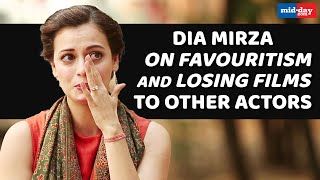 Dia Mirza On Favouritism And Losing Films To Other Actors
