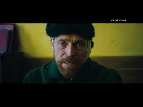 """Actor Willem Dafoe reveals he learnt to paint in order to play the role of Vincent van Gogh in director Julian Schnabel's latest film, """"At Eternity's Gate,"""" which premiered at the Venice Film Festival. (Sept. 4)"""