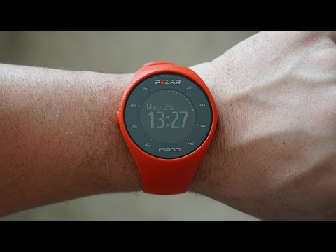 Polar M200 First Look: Serious Fitness with brains