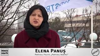 """Елена Пануш - кандидат от """"Нашей Партии"""""""