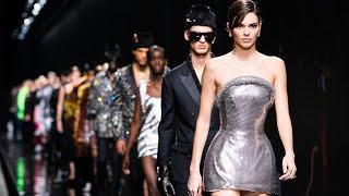 Versace Fall Winter 2020   Fashion Show