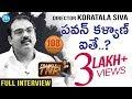 """Bharath Ane Nenu"" Pawan Kalyan Aithe? | Koratala Siva Promotional Interview"