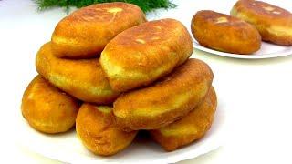 Быстрые Пирожки- Мягкие Как ПУХ Плюс Рецепт Вкуснейшей начинки!