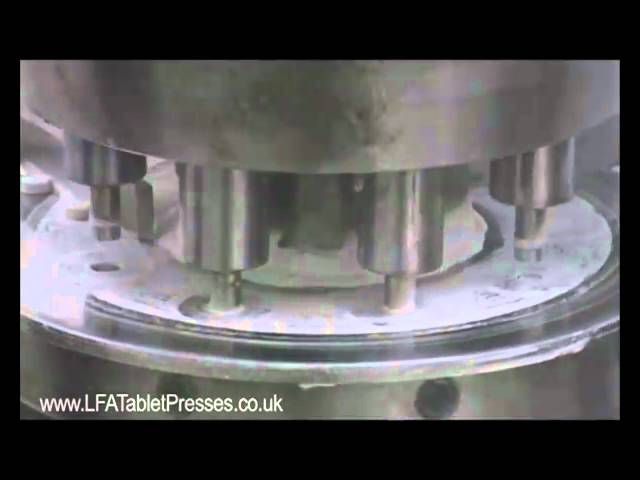 RTP 9 Introductory Video – LFA Tablet Presses