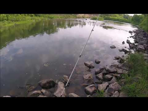 La pesca da reti navigabili in video di Siberia