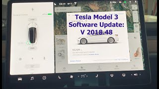 Latest Tesla Model 3 Software Update