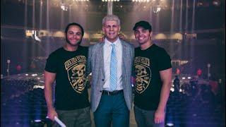 """""""Backstage At All In"""" - Being The Elite Ep. 118"""
