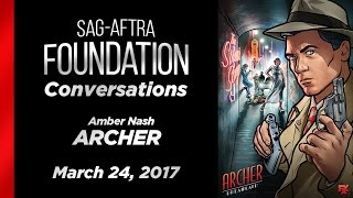 Conversations with Amber Nash of ARCHER