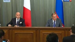 Лавров  у России есть все основания считать взрыв под Дамаском провокацией