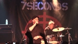 7 Seconds  - New Wind @ LIVE PRB2013