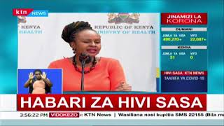 Kenya reports 3 more Covid-19 cases