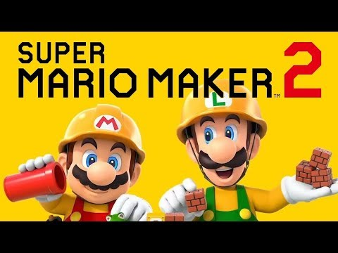 Super Mario Maker 2 - Dunkey