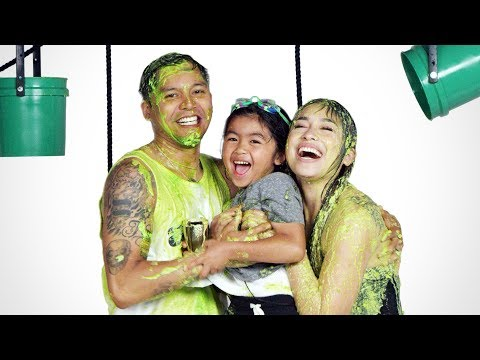 Download Austin's Family Gets Slimed! | Partners in Slime | HiHo Kids HD Mp4 3GP Video and MP3