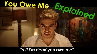 You Owe Me - The Chainsmokers | Lyrics/ Story/ Video Explained