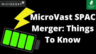 Electric Vehicle Battery Maker Microvast Quick Facts and News