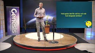 Thumbnail for video: Vad spelar det egentligen för roll? - Biblisk kreationism avsnitt 20 - Göran Schmidt