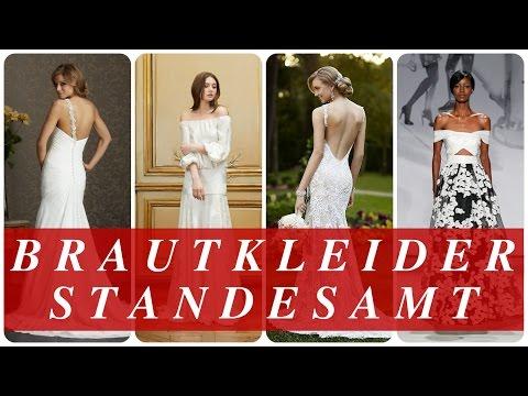 Brautkleider standesamt