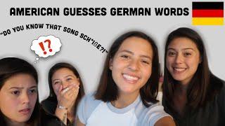 My friend ATTEMPTS German...😂🇩🇪