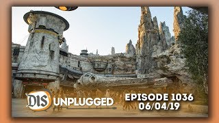 Walt Disney World Discussion + The Galaxy's Edge Impact on Universal | 06/04/19