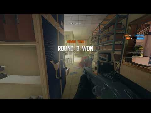 [Project Sample A] Rainbow Six Siege 1440p 60fps Shadowplay Capture to 4k 30fps