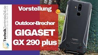 Vorstellung: Gigaset GX290 plus   Technikzentrale24.de