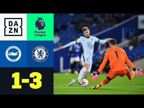 Brighton vs Chelsea  (1-3) | Resumen y goles | Highlights Premier League HD Mp4 3GP Video and MP3
