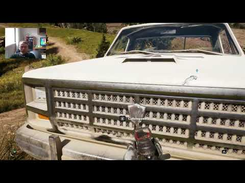 Far Cry 5 уничтожение алтаря