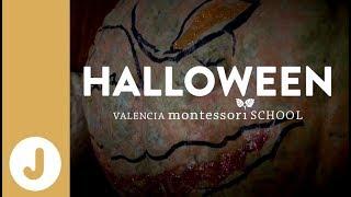 ¿Cómo lo celebras tu?.Halloween by Valencia Montessori School -JUAN LLORCA