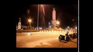 preview picture of video 'Banjarmasin City Timelapse 2013'