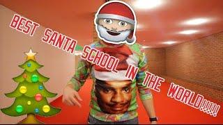 CHARLES W. HOWARD SANTA CLAUS SCHOOL | VLOG #4