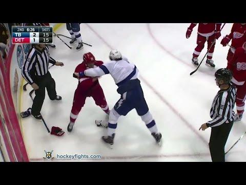 Steve Ott vs. Brian Boyle