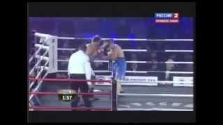 Федор Чудинов   Б Маккалох Австралия Профессиональный бокс 2014г