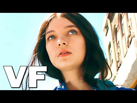 HANNA Bande Annonce VF (2019) Série Adolescente