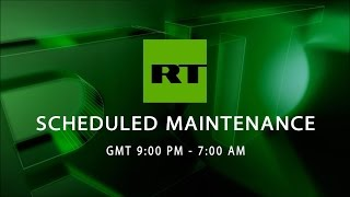 RT »Scheduled Maintenance«