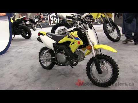 2019 Suzuki DR-Z 50 at Shreveport Cycles