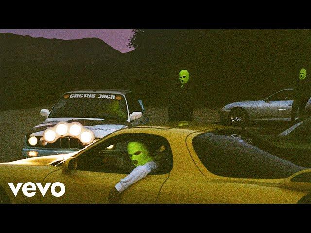 Travis Scott - HIGHEST IN THE ROOM (REMIX - Audio) ft. ROSALÍA, Lil Baby