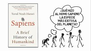 SAPIENS. Una breve historia de la Humanidad